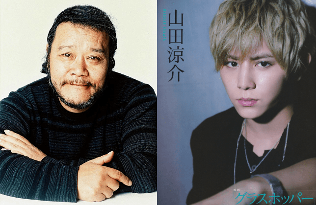 Yamada Ryosuke and Nishida Toshiyuki co-star in Higashino Keigo's new mystery-fantasy film