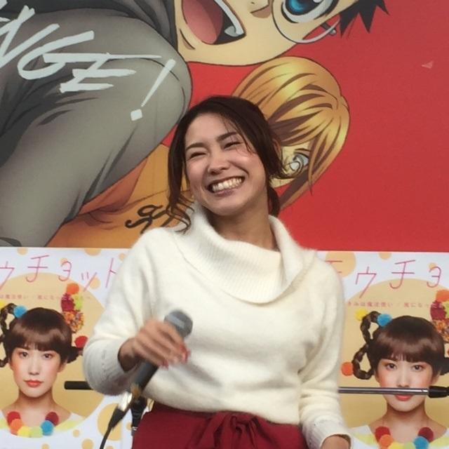 Sato Mieko Promotes Her Triple A-Side Single with Abundant Zeal