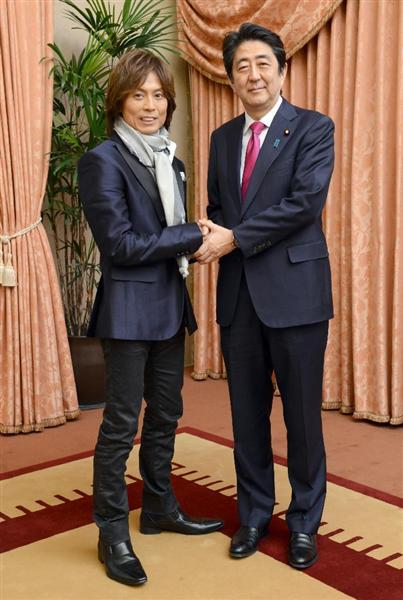 Tsunku and Prime Minister Abe Shinzo Discuss How to Make an Exciting Japan