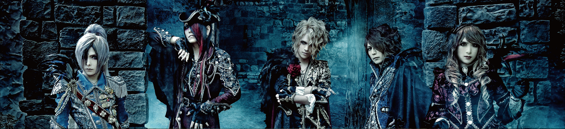 Versailles Makes a Comeback With an Announcement of a New Album