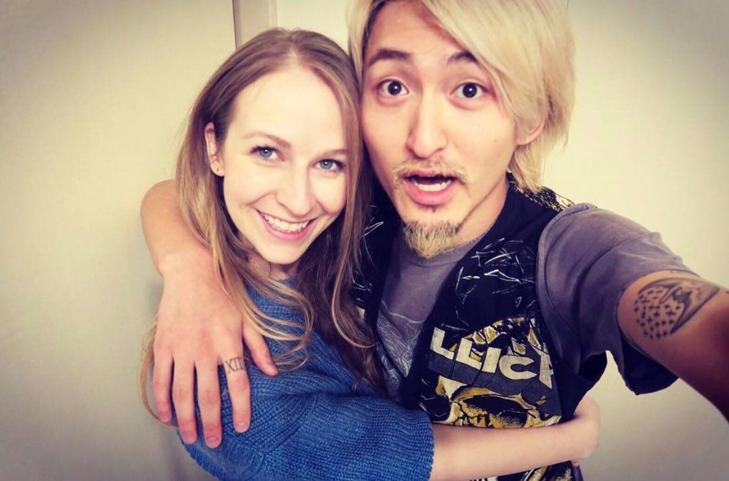 Avril Lavigne confirms sister's marriage to ONE OK ROCK Ryota