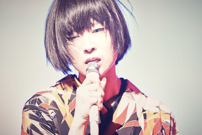 Shiina Ringo is releasing a new Blu Ray/DVD in May!