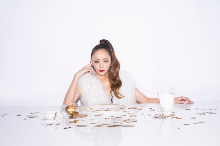 "Namie Amuro to provide theme song for upcoming dorama ""Haha ni Naru"""