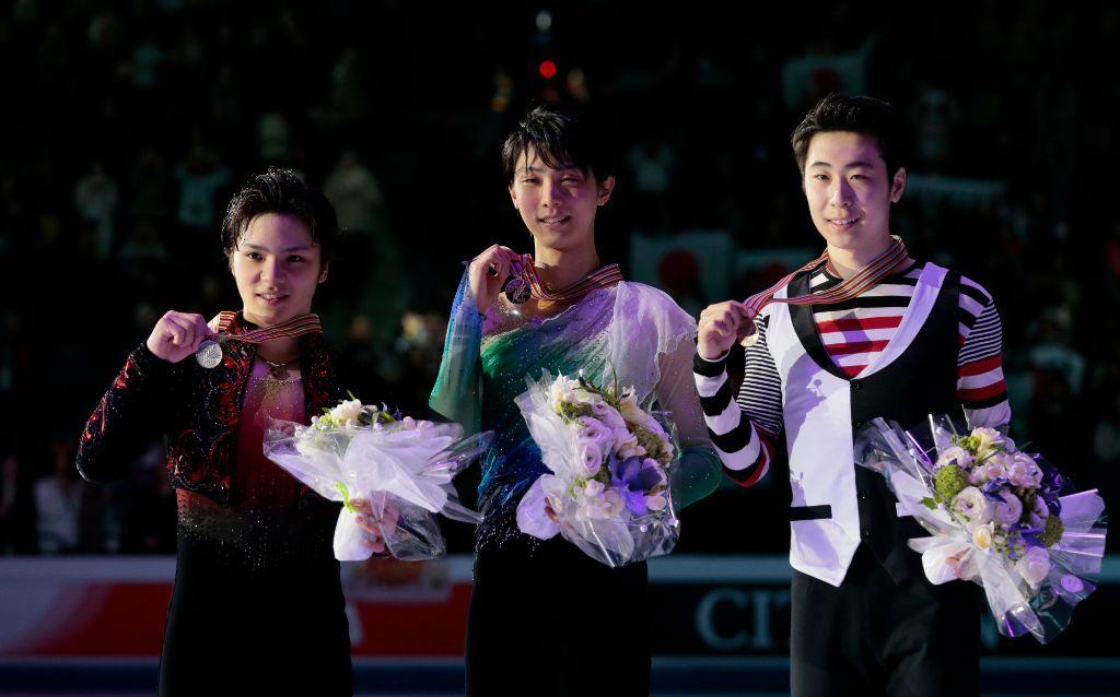Yuzuru Hanyu Wins World Championships, Shoma Uno Places 2nd