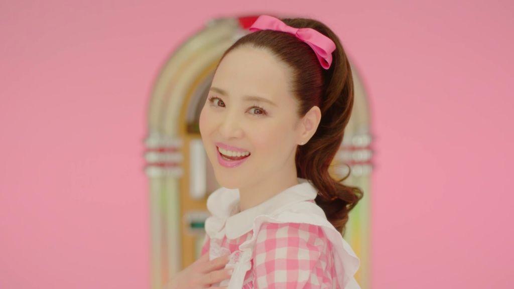 "Spring has come again! Seiko Matsuda releases ""Haru no Kaze Sasowarete"" PV"