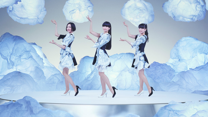 "Watch the dance edit clip for Perfume's new song ""Everyday"""