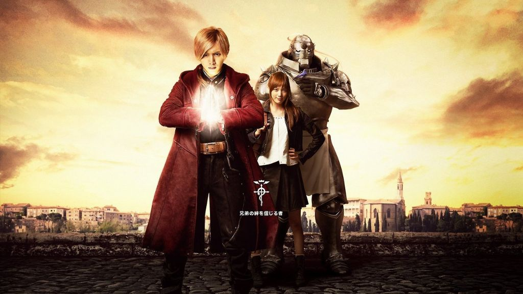 """Fullmetal Alchemist"" film to Premiere and Open the 30th Tokyo International Film Festival"