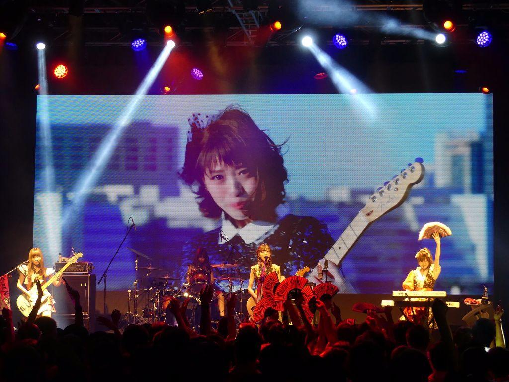Silent Siren completes Asian leg of world tour, heading to California next
