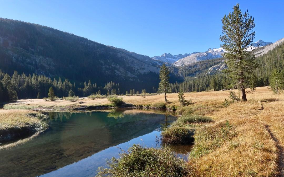 PCT Day 168 – Ending My PCT Hike at Yosemite National Park