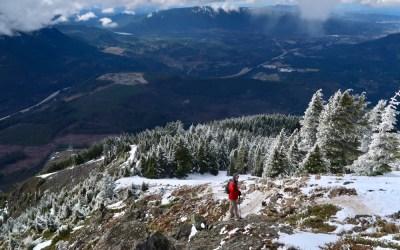 You've Got Mail!  Hiking the Mailbox Peak Trail