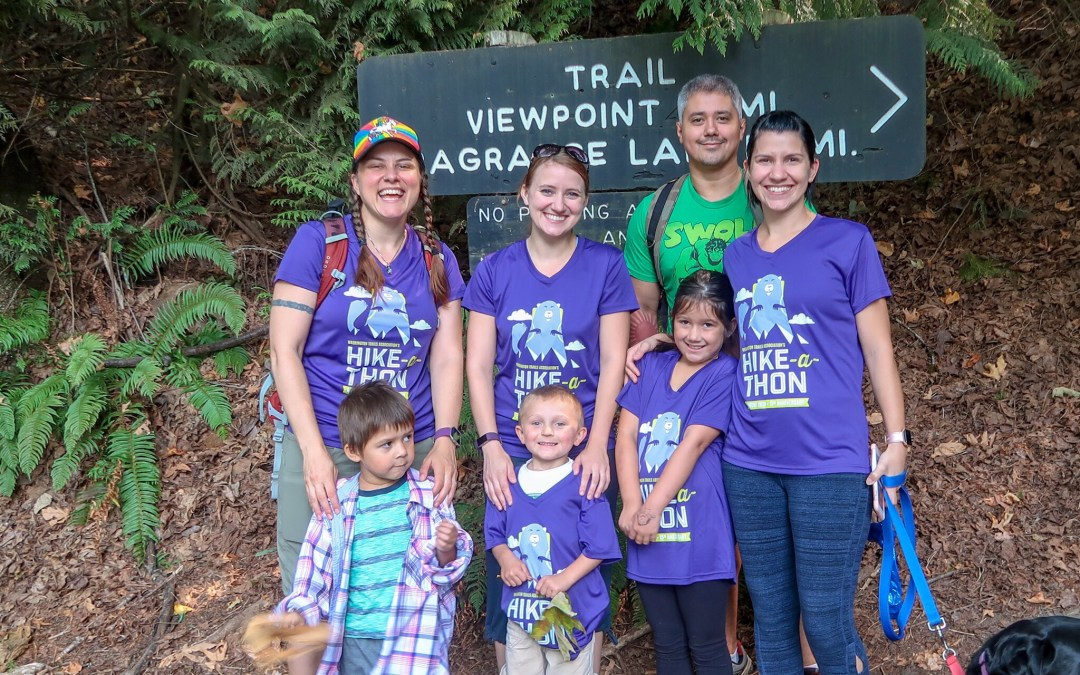 Family Hike to Fragrance Lake: A Great Hike near Bellingham for kids