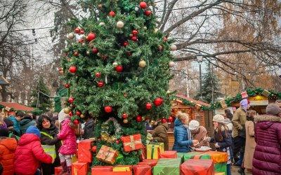A Tour of Sofia's Weihnachtsmarkt (German Christmas Market)