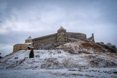 Râșnov Fortress.
