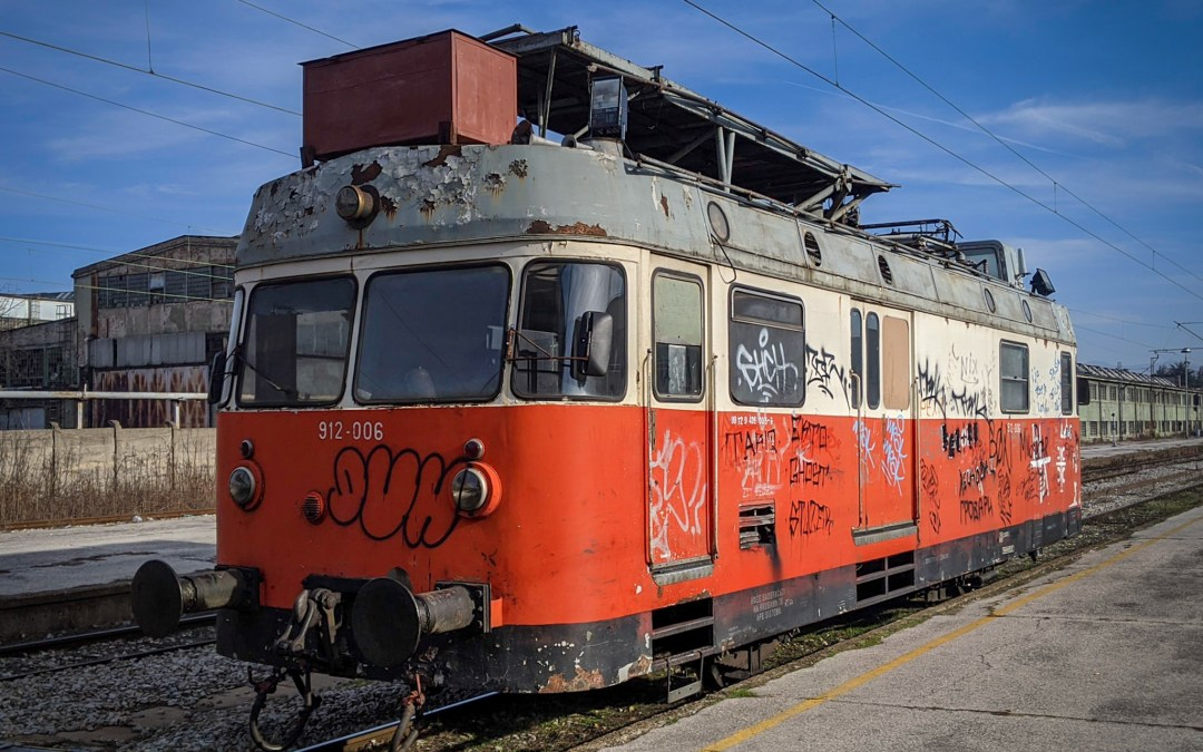 The Historic Orient Express Route: Belgrade to Sofia to Bucharest