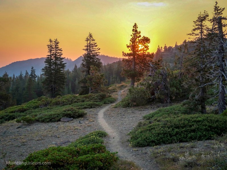 The Marble Mountain Wilderness in Northern California.