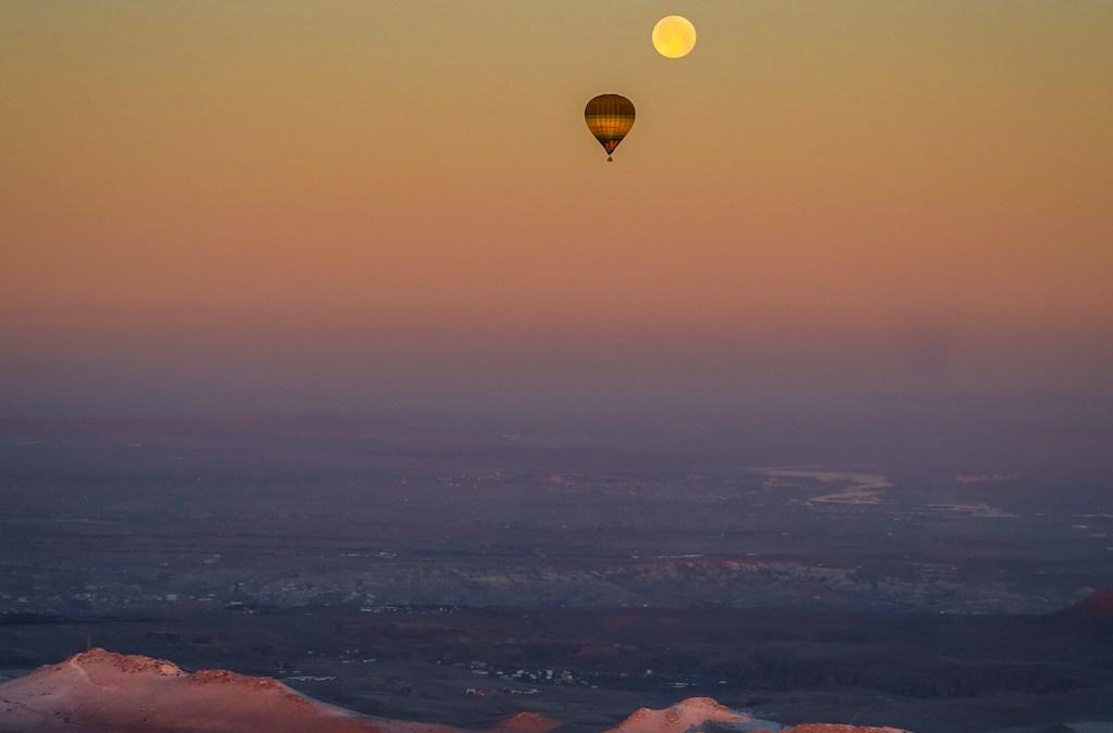 Cappadocia Balloon Ride: Sunrise over Göreme