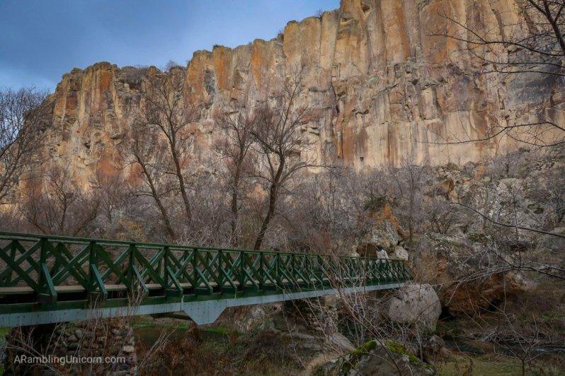 Cappadocia Itinerary Day 2: Ilhara Valley Hike