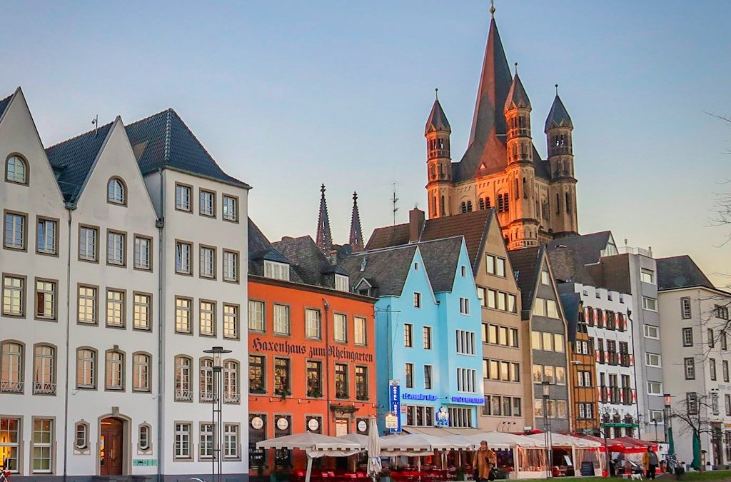 Cologne Blog: The Cologne Cathedral, Kölsch and Carnival