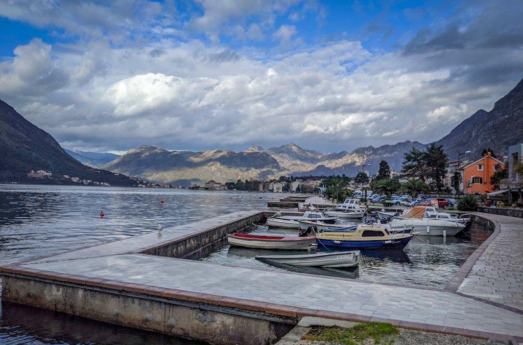 Exploring Kotor and the Bay of Kotor in Montenegro