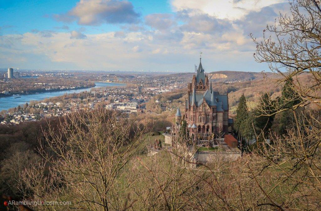 Cologne Day Trip: Hiking to Drachenburg Castle on Dragon Rock
