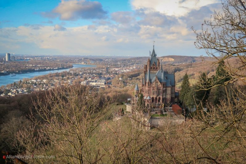 Cologne Day Trip: The fairy tale spires of Drachenburg Castle (Schloss Drachenburg)