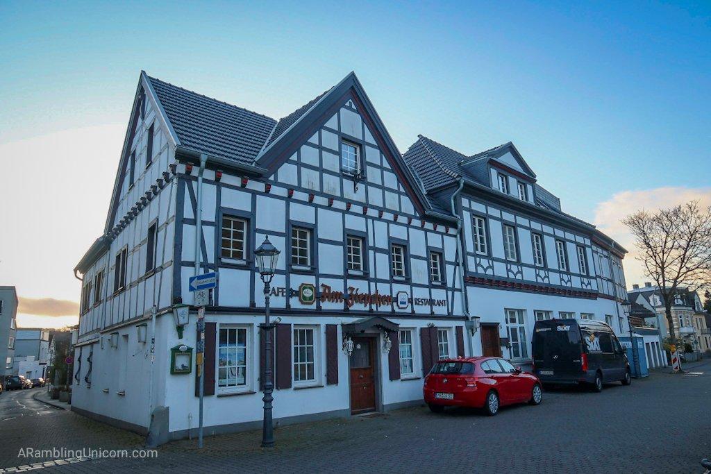 The charming village of Rhöndorf