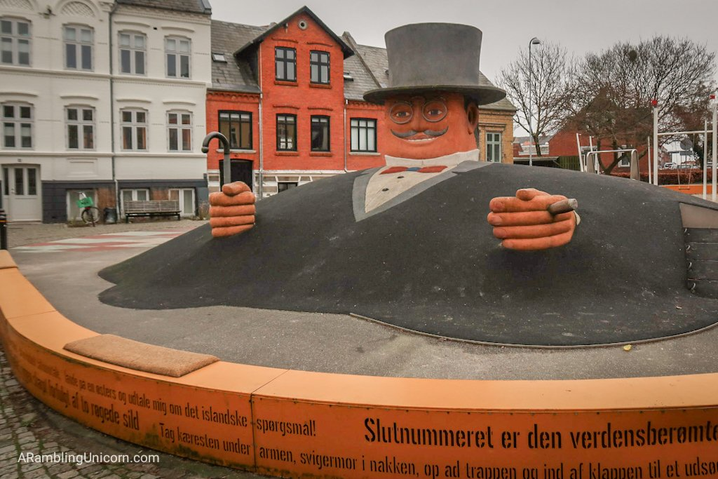 Odense blog: This Hans Christian Andersen-themed children's park features characters from his stories