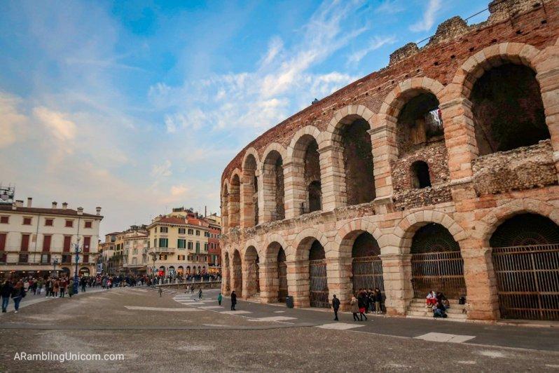 Verona in 24 Hours: The Verona Arena