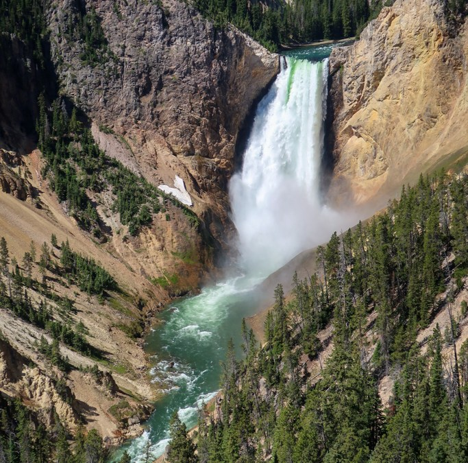 Great America Road Trip Day 13: Grand Canyon of the Yellowstone
