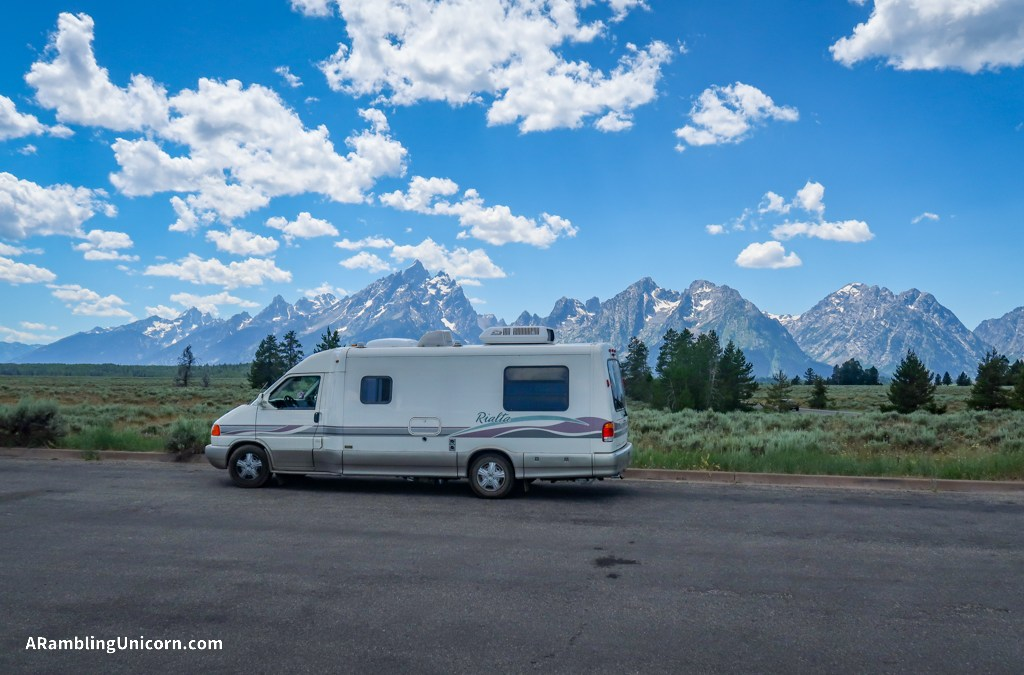 Great America Road Trip Day 16: Hello Grand Tetons