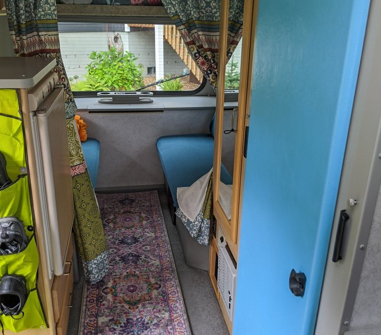 VW Rialta Motorhome Makeover: Tips and Ideas for Customizing your RV
