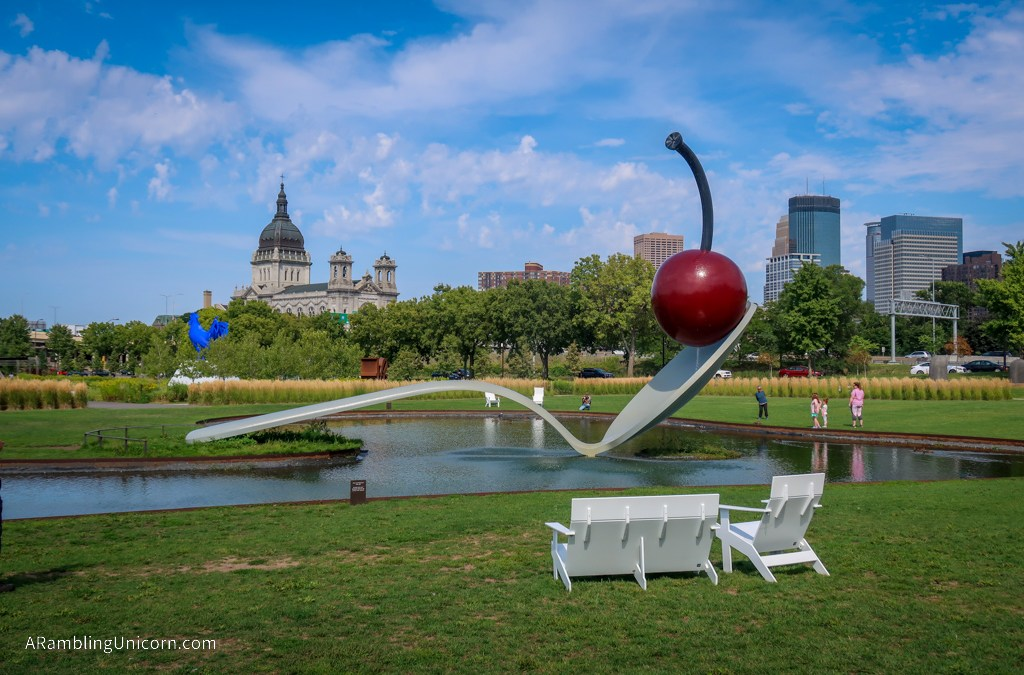 A Visit to the Twin Cities: HmongTown, George Floyd Square, Lake Minnetonka and lots of Sculptures