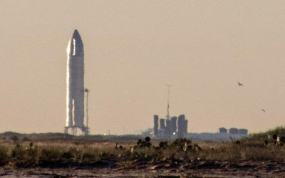Mars or Bust: Watching the SpaceX Starship Launch from South Padre Island