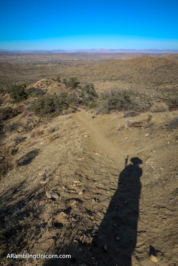 Panorama Loop Trail views