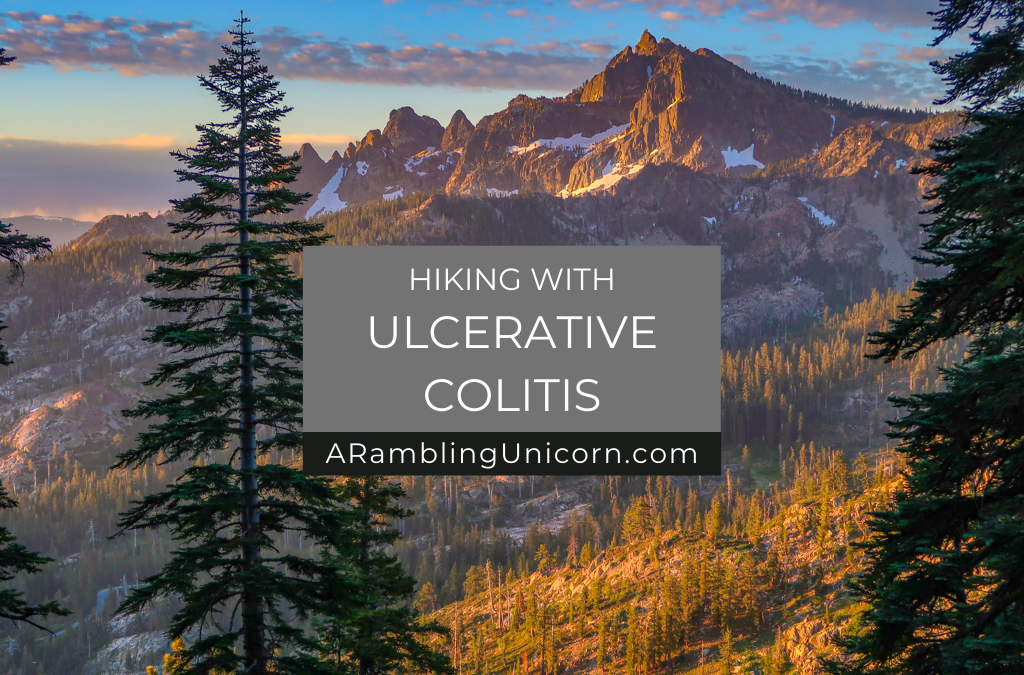 Hiking with Ulcerative Colitis