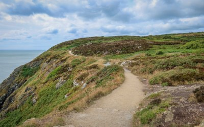 Howth Cliff Walk: Hiking the Green Route Loop
