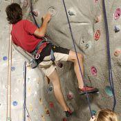 Klettern um die Wette - das beliebte Rahmenprogramm für Ihre Teilnehmer