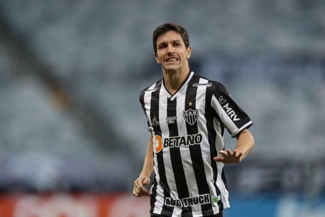 De virada e com placar de 3 a 1 contra o Santos, Atlético Mineiro soma 18 jogos sem perder