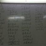 新しい語学を学び、ぶつかっている壁。