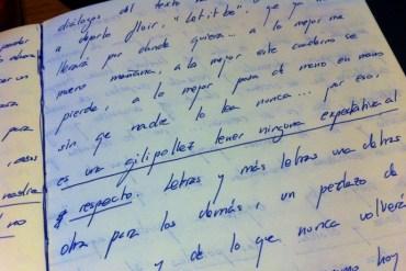 ¿Por qué he vuelto a escribir en papel?