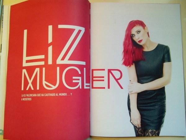 Entrevista de Arantxa Tarrero a Liz Mugler para La Más Bonita Magazine