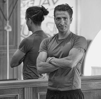 Tony Balongo, el gurú del pilates en Valencia