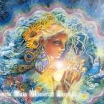 Sophia Gaia, Földanya, IstenAnya