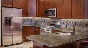 Alders Custom Home Kitchen