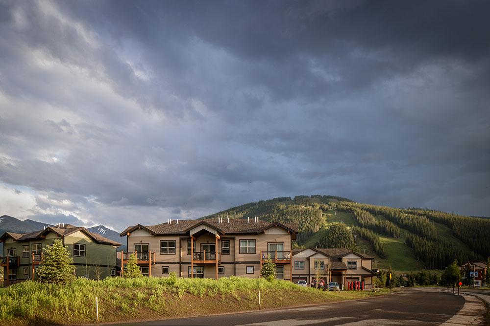 Copper Mountain Housing