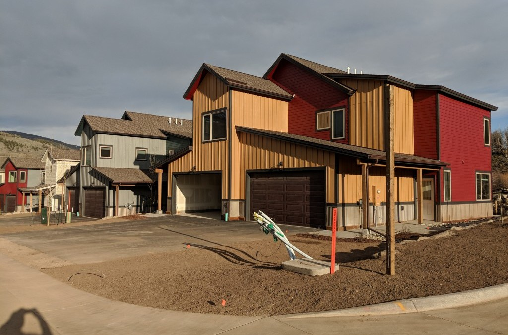 Smith Ranch Attainable Housing for Silverthorne