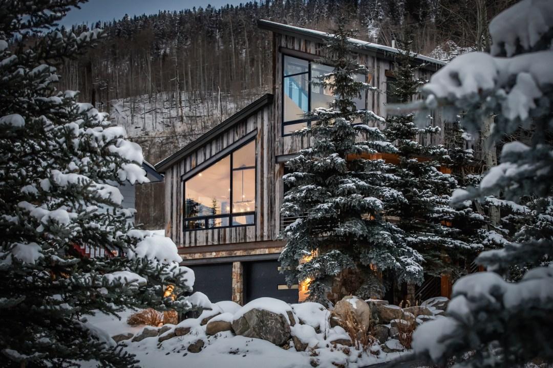 Loveland Winter Exterior