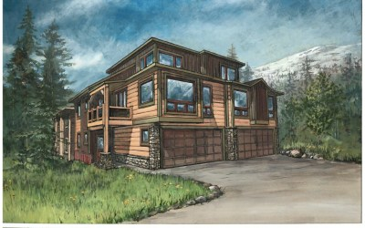 Frisco Architecture – Custom Townhomes