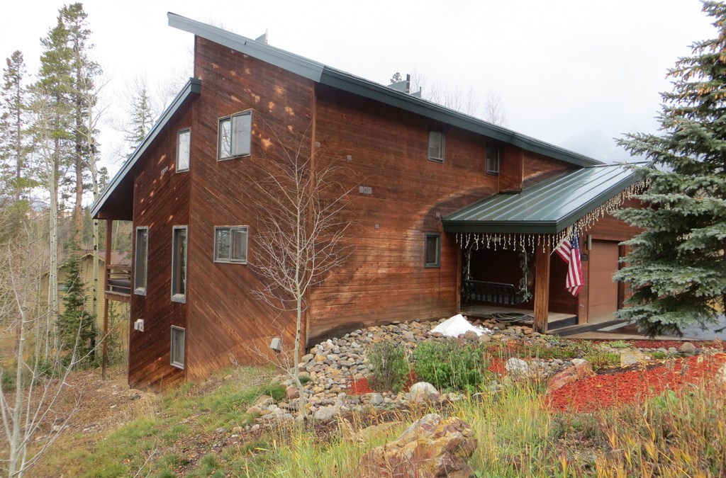 Addition/remodel in Silverthorne