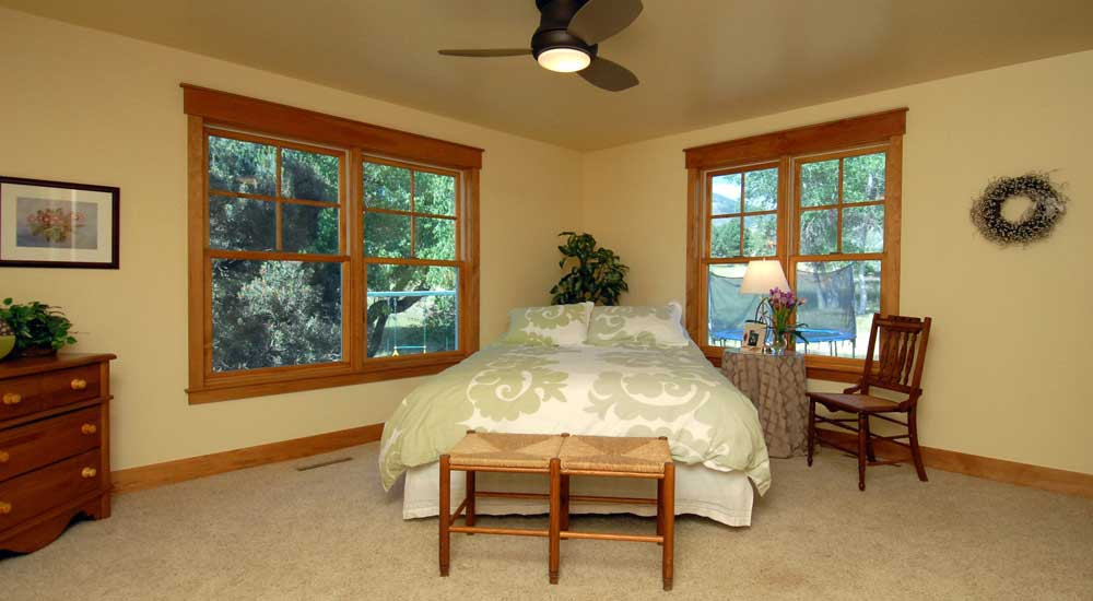 Crestbrook Master Bedroom